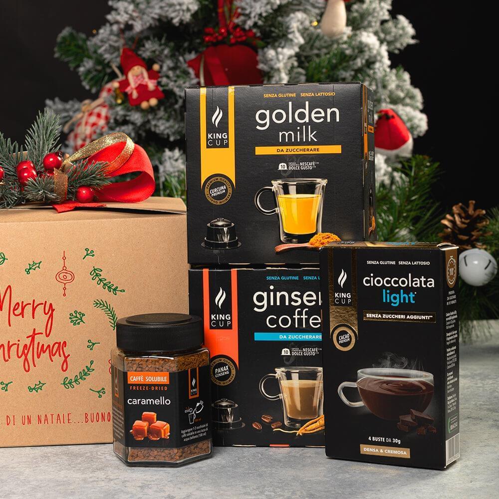 Nescafè Christmas Box Gift 3