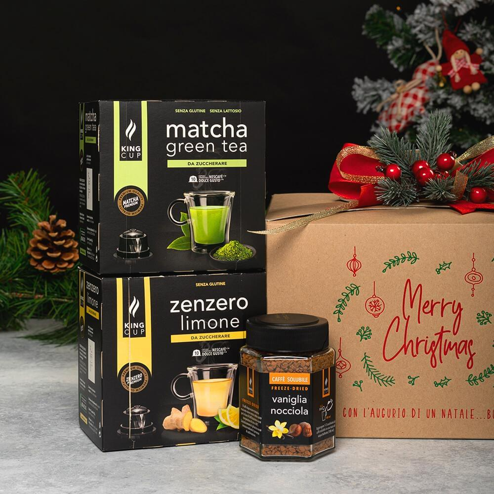 Nescafè Christmas Box Gift 4