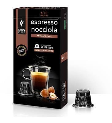 Nespresso - Caffe Espresso Nocciola