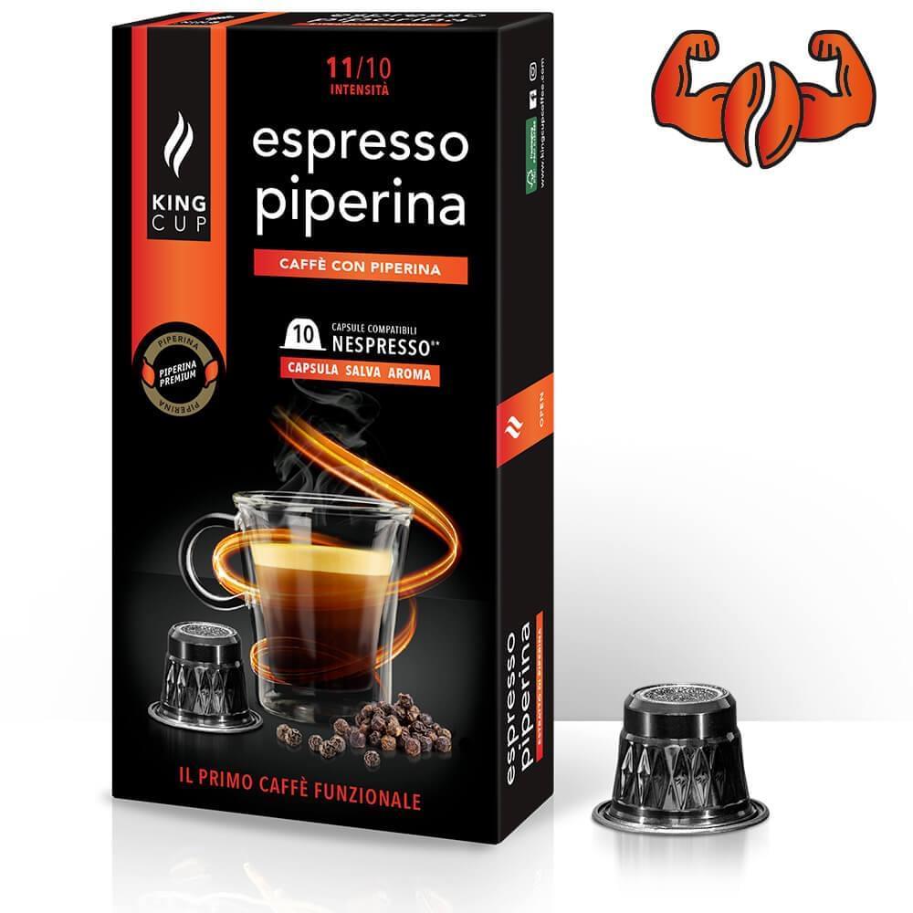 Nespresso - Caffe Espresso Piperina