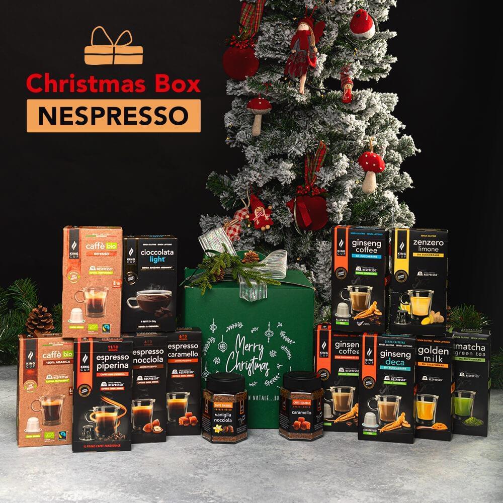 Nespresso Christmas Box Gift 1
