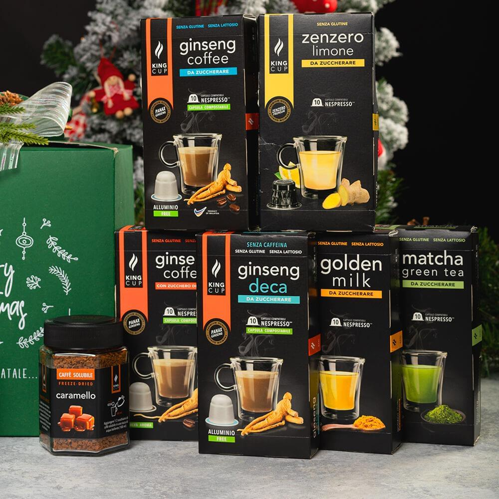 Nespresso Christmas Box Gift 3