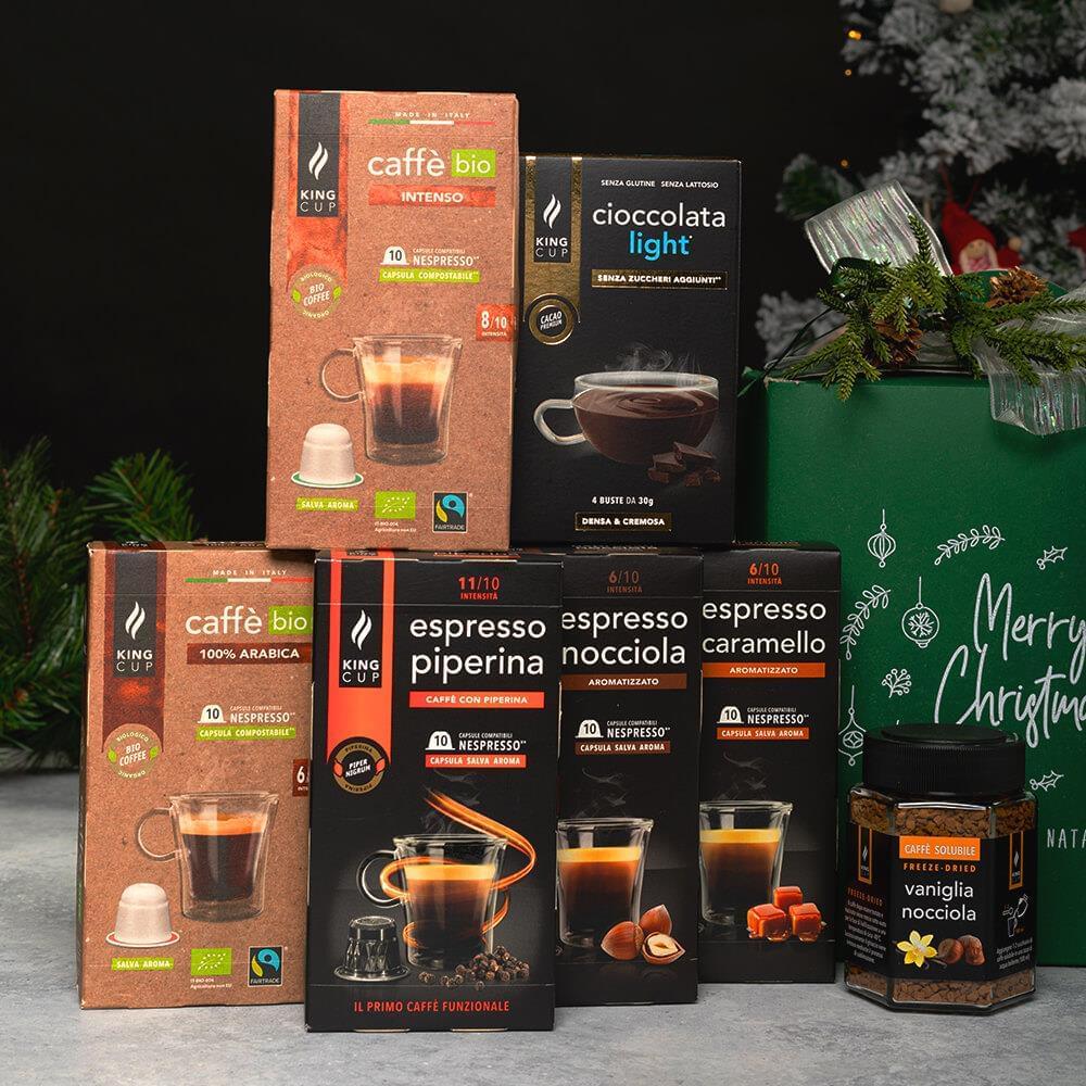 Nespresso Christmas Box Gift 4
