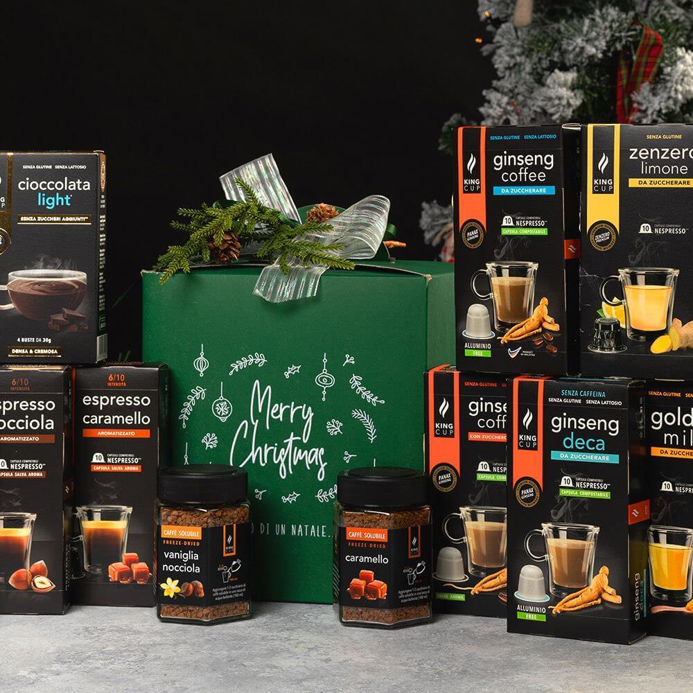Nespresso Christmas Box Gift 5