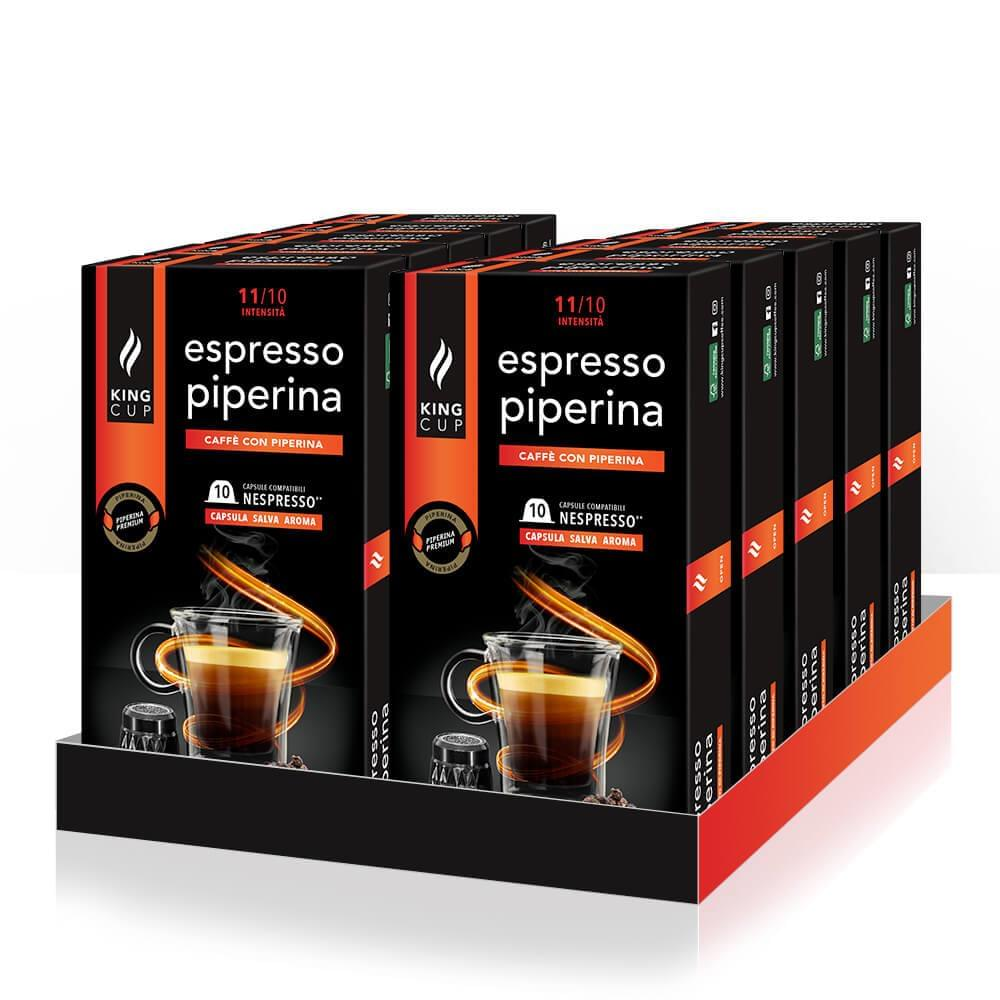 Promo Ginseng Nespresso Caffè Espresso Piperina