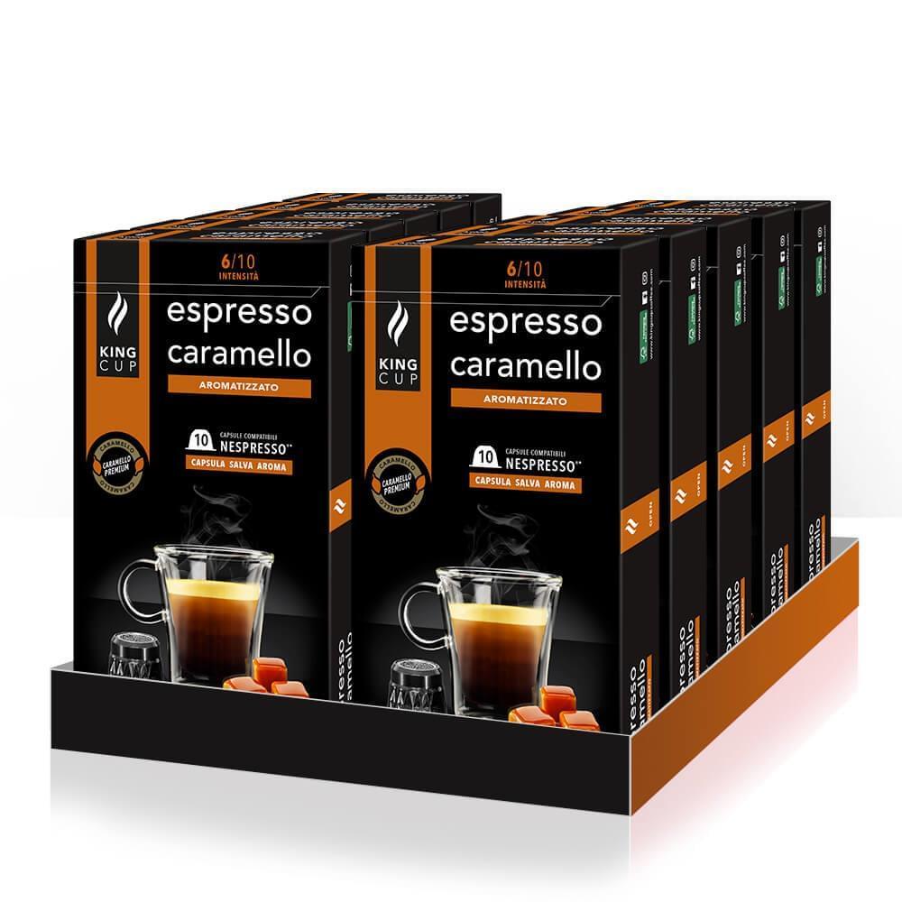 Promo Nespresso Caffè Espresso Caramello