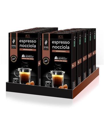 Promo Nespresso Caffè Espresso Nocciola