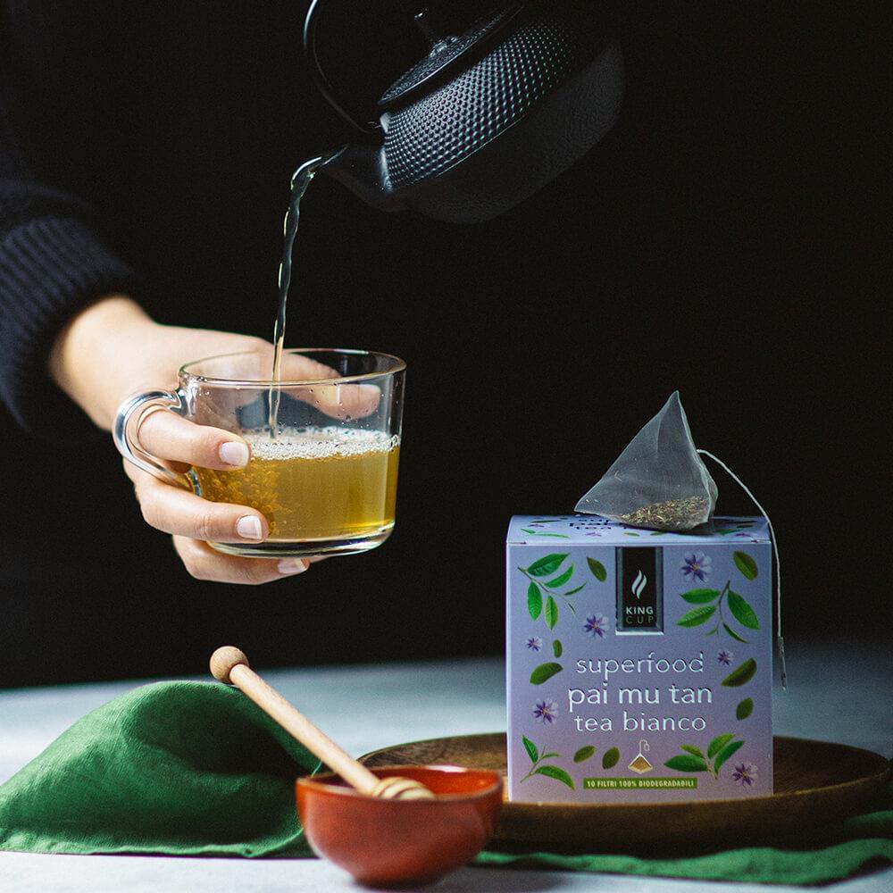 Tea Bianco Pai Mu Tan 1