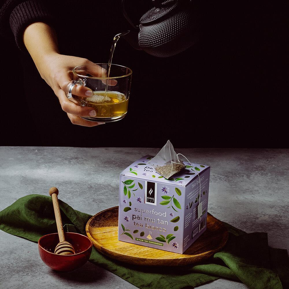 Tea Bianco Pai Mu Tan 2