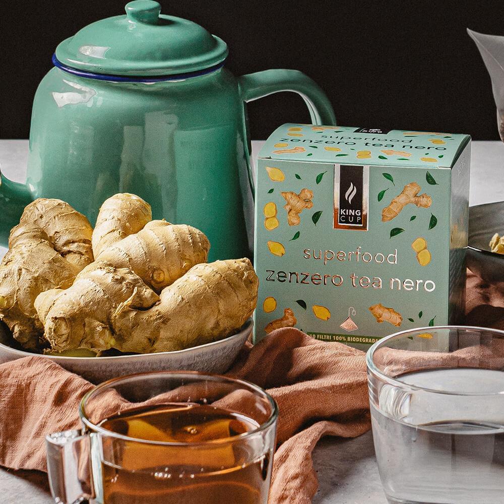 Tea Nero Zenzero 2