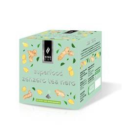Tea nero Zenzero