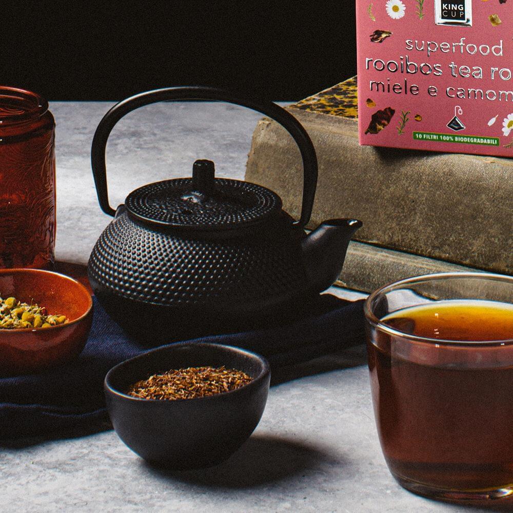 Tea rosso Rosso Rooibos 2