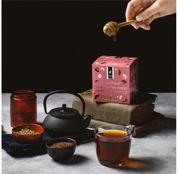 Tea rosso Rosso Rooibos