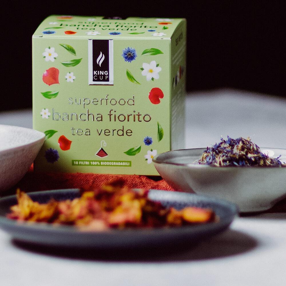 Tea verde Bancha Fiorito 3