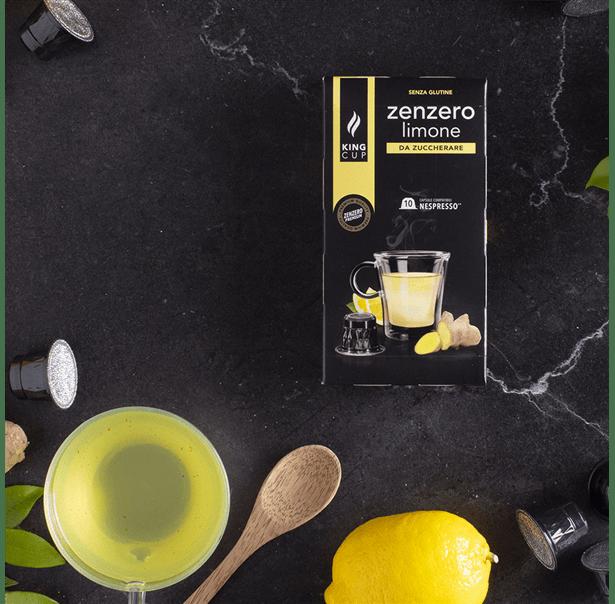 Zenzero Nespresso
